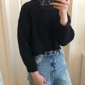 Brand new oversize sweater